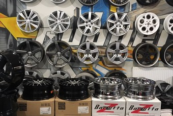Wheels for any car with local pick up and worldwide shipping